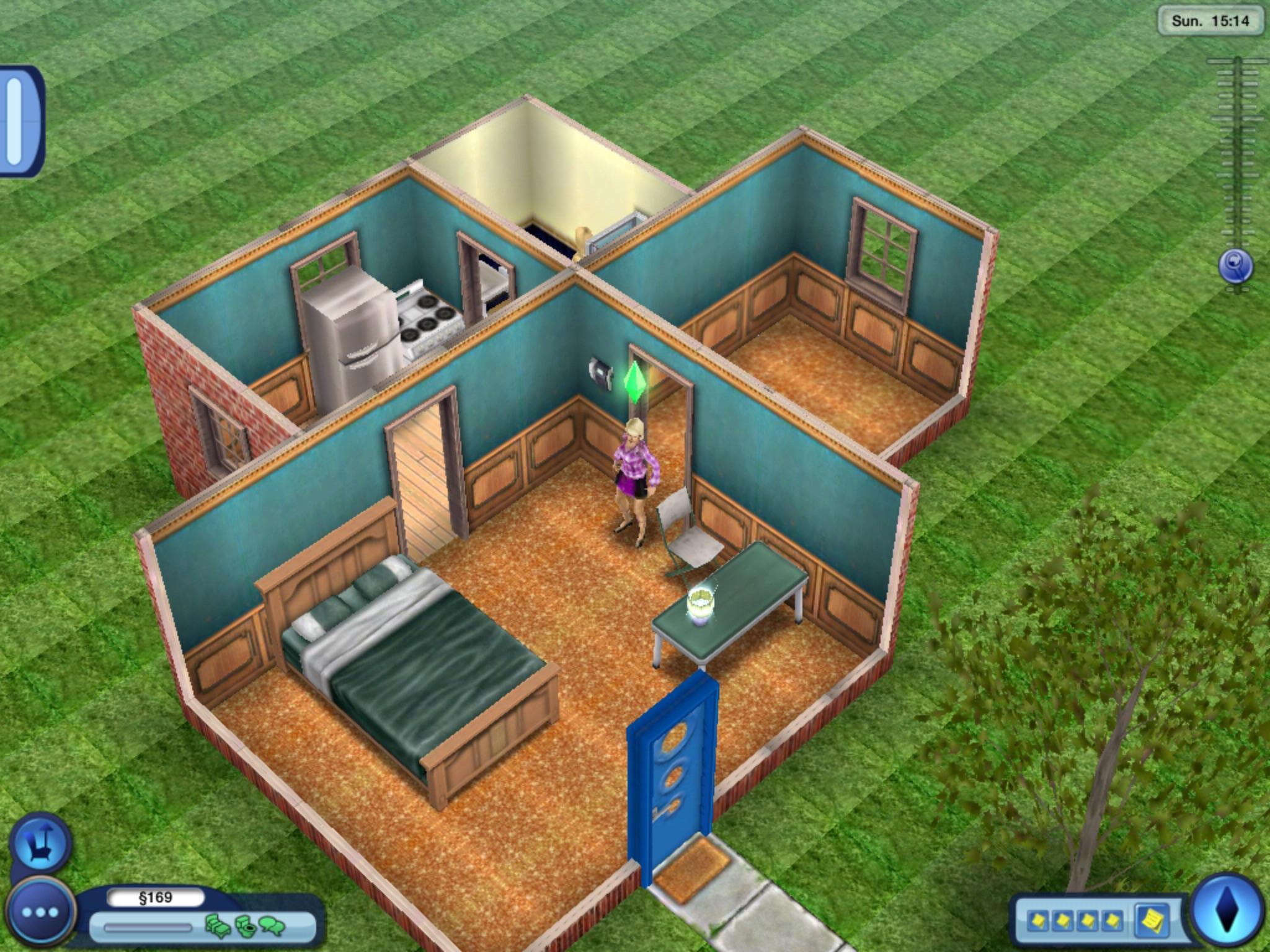 Sims 3 for iPad/iPhone – himandhergaming